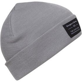 Bergans Fine Knit Beanie aluminium